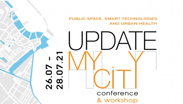 """Άρχισε το συνέδριο: """"Update My City: Public Spaces, Smart Technologies and Urban Health"""