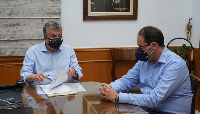 Σύμβαση προϋπολογισμού 100.000 ευρώ για την συντήρηση του Δημοτικού Σταδίου Ανωγείων