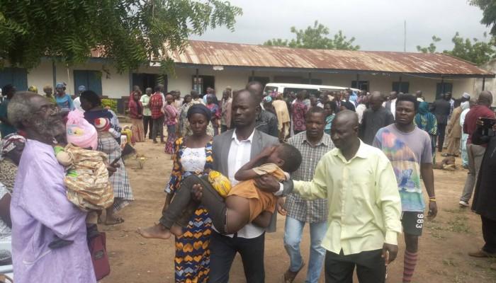 Νιγηρία: Απαγωγείς απαιτούν τεράστιο ποσό για να αφήσουν ελεύθερους 81 μαθητές