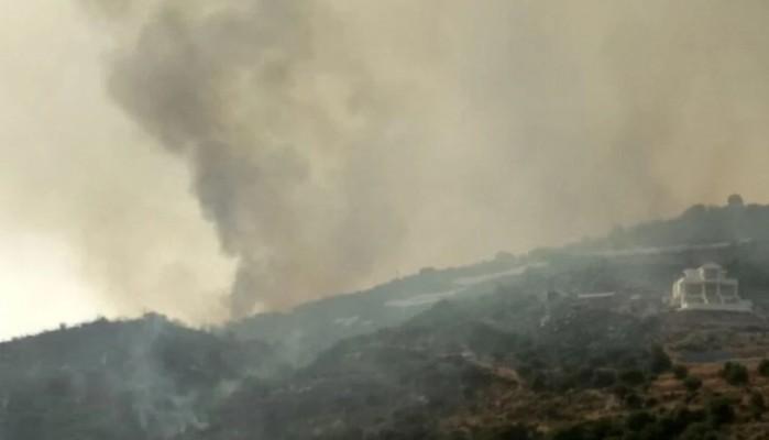 Φωτιά στη Μεσσηνία: Καλύτερα εικόνα στα τρία μέτωπα