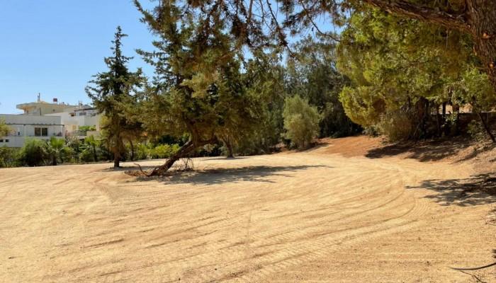 Νέος ελεύθερος χώρος στάθμευσης από τον Δ. Χανίων στην περιοχή Χρυσή Ακτή- Άγιοι Απόστολοι
