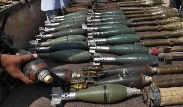Χανιά: Βρέθηκε πυρομαχικό υλικό από την κατοχή στη θάλασσα του Τερσανά