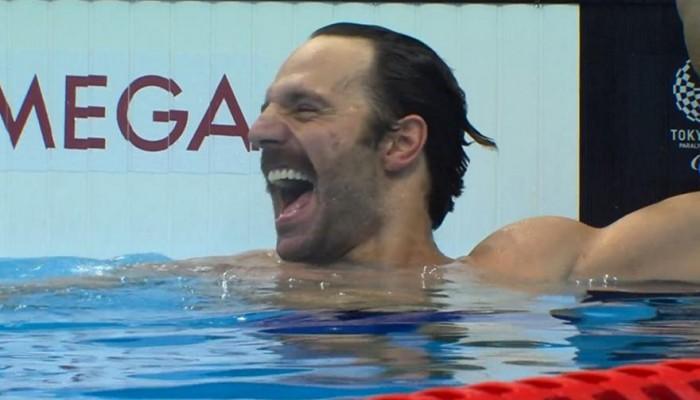 Παραολυμπιακοί Αγώνες: «Χάλκινος» ο Τσαπατάκης - Πέμπτο μετάλλιο για την Ελλάδα