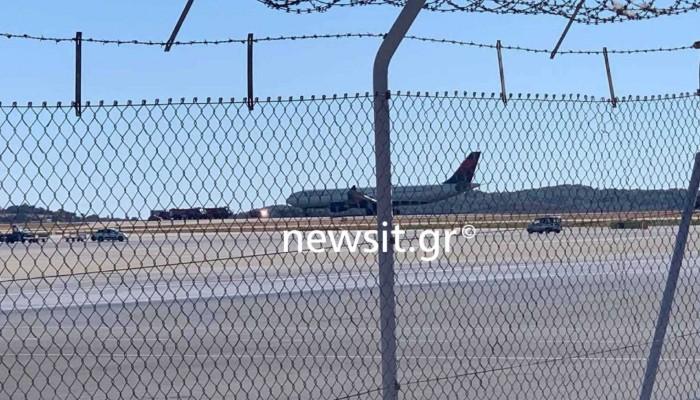 Έκτακτη προσγείωση στο Ελ. Βενιζέλος: Τα πρώτα λόγια επιβατών: «Τρομοκρατηθήκαμε»