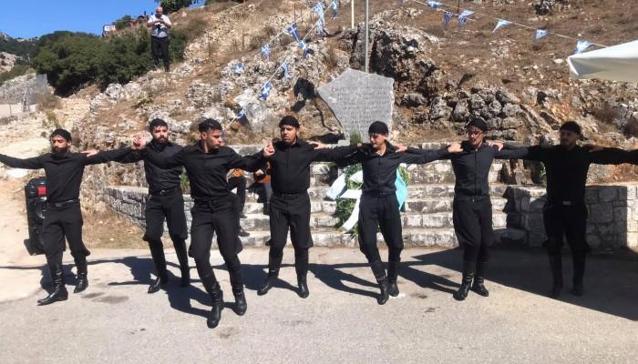 Δήμος Σφακίων: Εκδήλωση για την καταστροφή του γενίτσαρου Αληδάκη (φωτο-βιντεο)