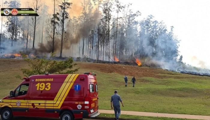 Βραζιλία: Επτά νεκροί μετά τη συντριβή μικρού αεροσκάφους
