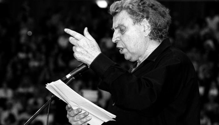Χανιά: Επίκειται συζήτηση για να καθοριστούν οι τρόποι που θα τιμηθεί ο Μίκης Θεοδωράκης