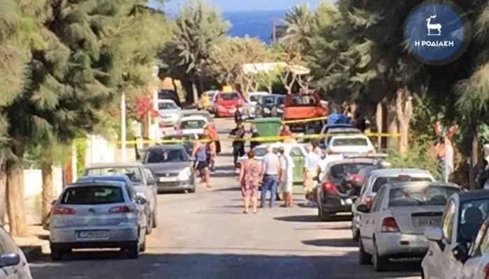 Πυροβόλησαν και σκότωσαν γυναίκα μέσα στο δρόμο στη Ρόδο