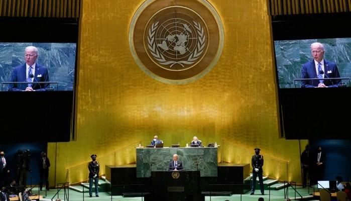 Μπάιντεν στον ΟΗΕ: Δεν επιδιώκουμε έναν νέο Ψυχρό Πόλεμο