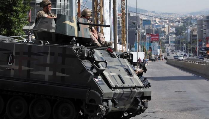 Λίβανος: Τέσσερις οι νεκροί και 20 οι τραυματίες από τα πυρά στην Βηρυτό