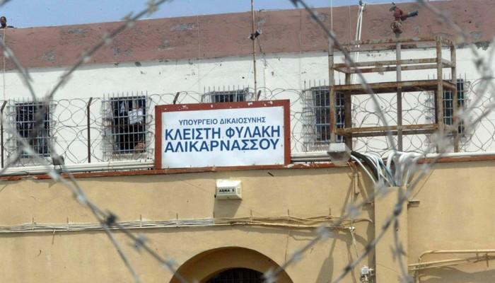 Ηράκλειο: Βίαια επεισόδια στις φυλακές Αλικαρνασσού - 3 κρατούμενοι στην ΜΕΘ