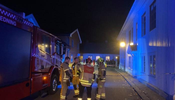 Νορβηγία: Νεκροί και τραυματίες σε επιθέσεις στην πόλη Κόνγκσεμπεργκ