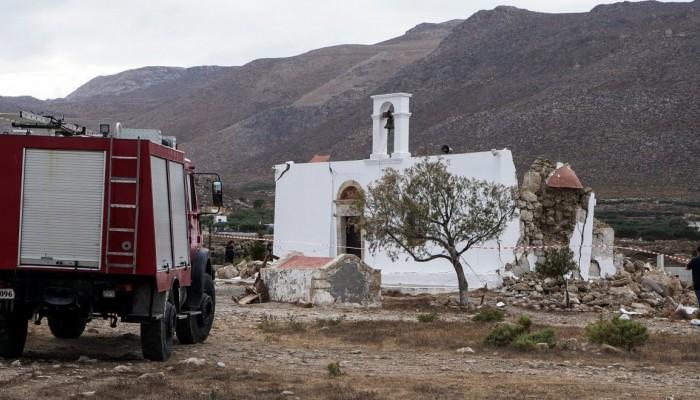 Κρήτη: Ανησυχία σεισμολόγων - Πιθανότητα 10% να έχουμε έναν ισχυρότερο σεισμό