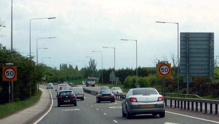 Ένας Χανιώτης παραβίασε το όριο ταχύτητας στην Αγγλία και δείτε τι έγινε