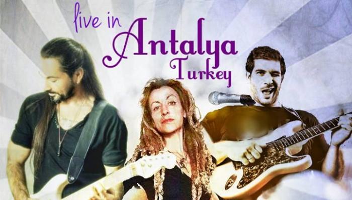 Μια πενταμελής Χανιώτικη μπάντα θα κάνει Live εμφάνιση στο εξωτερικό