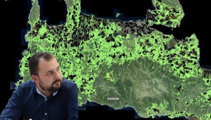 Η Λαϊκή Συσπείρωση Πλατανιά για τους δασικούς χάρτες στην Π.Ε. Χανίων