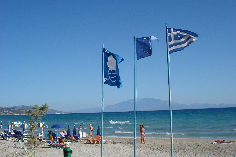 Αυτές είναι οι γαλάζιες σημαίες 2018 στην Κρήτη - Flashnews.gr
