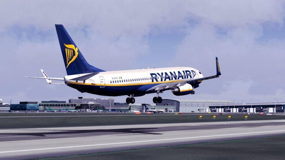 Ξανά πτήσεις της Ryanair από τα Χανιά προς την Αθήνα - Flashnews.gr