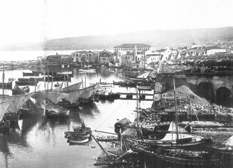 Старый порт Ханьи