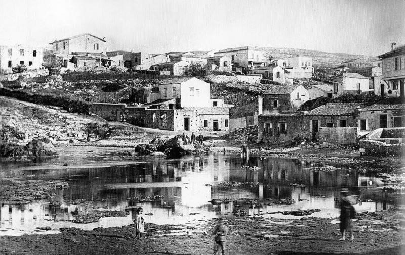 Район Халепа. Улица Плиархон 1866