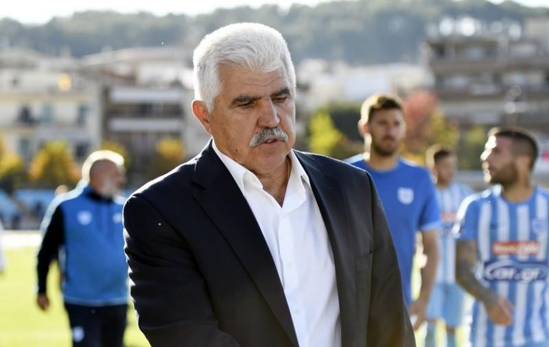 ΟΦΗ πλατανιασ: Ασέβεια ΑΕΛ σε Παράσχο και απάντηση του προπονητή του