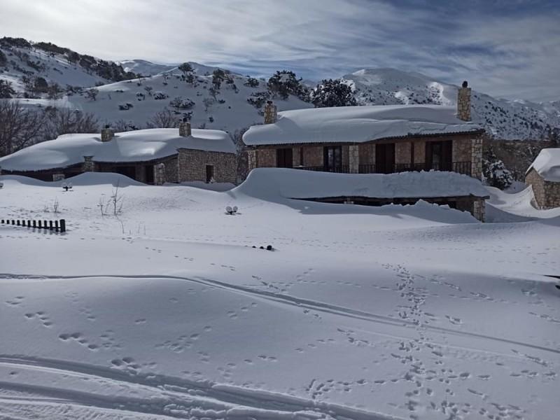 Zimowe oblicza Krety